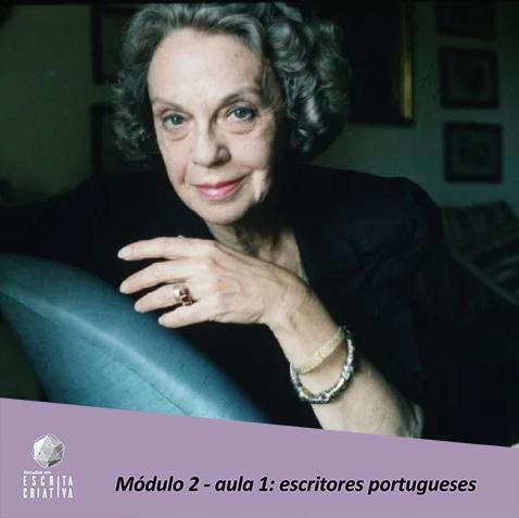 Módulo 2 – aula 1: escritores portugueses (Sophia de Mello Breyner Andresen)