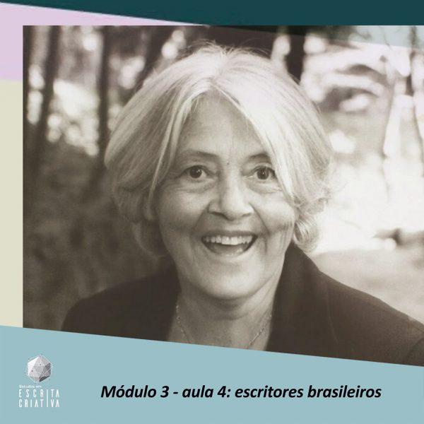 Módulo 3 – aula 4: escritores brasileiros (Adélia Prado)