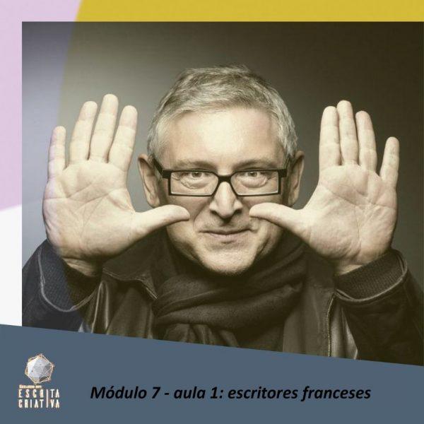 Módulo 7 – aula 1: escritores franceses (Michel Onfray)