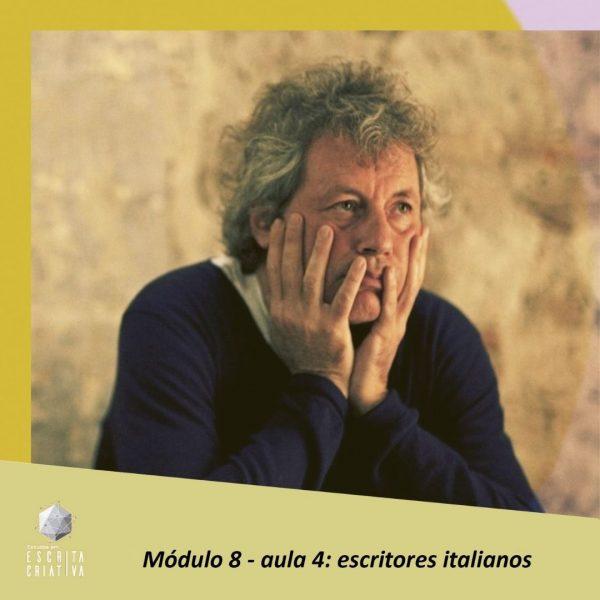 Módulo 8 – aula 4: escritores italianos (Alessandro Baricco)